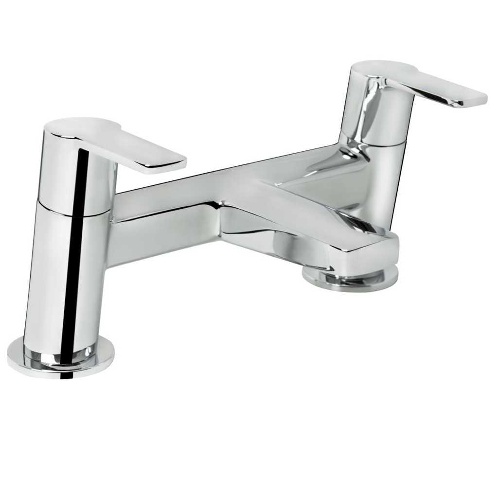 BRISTAN PISA BATH FILLER CHROME REF PS2 BF C
