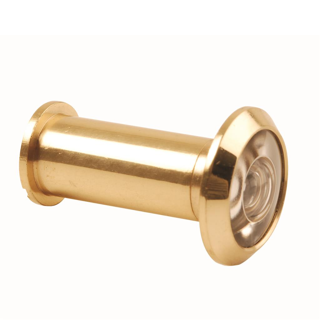 DOOR VIEWER 180DEG BRASS DH005314 DALE HARDWARE