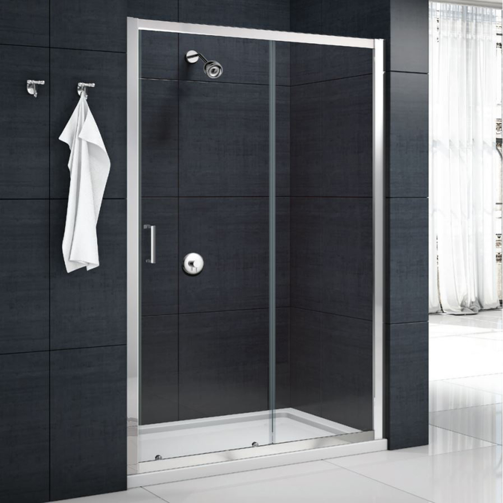 MERLYN 1200MM SHOWER SLIDER MBS1200
