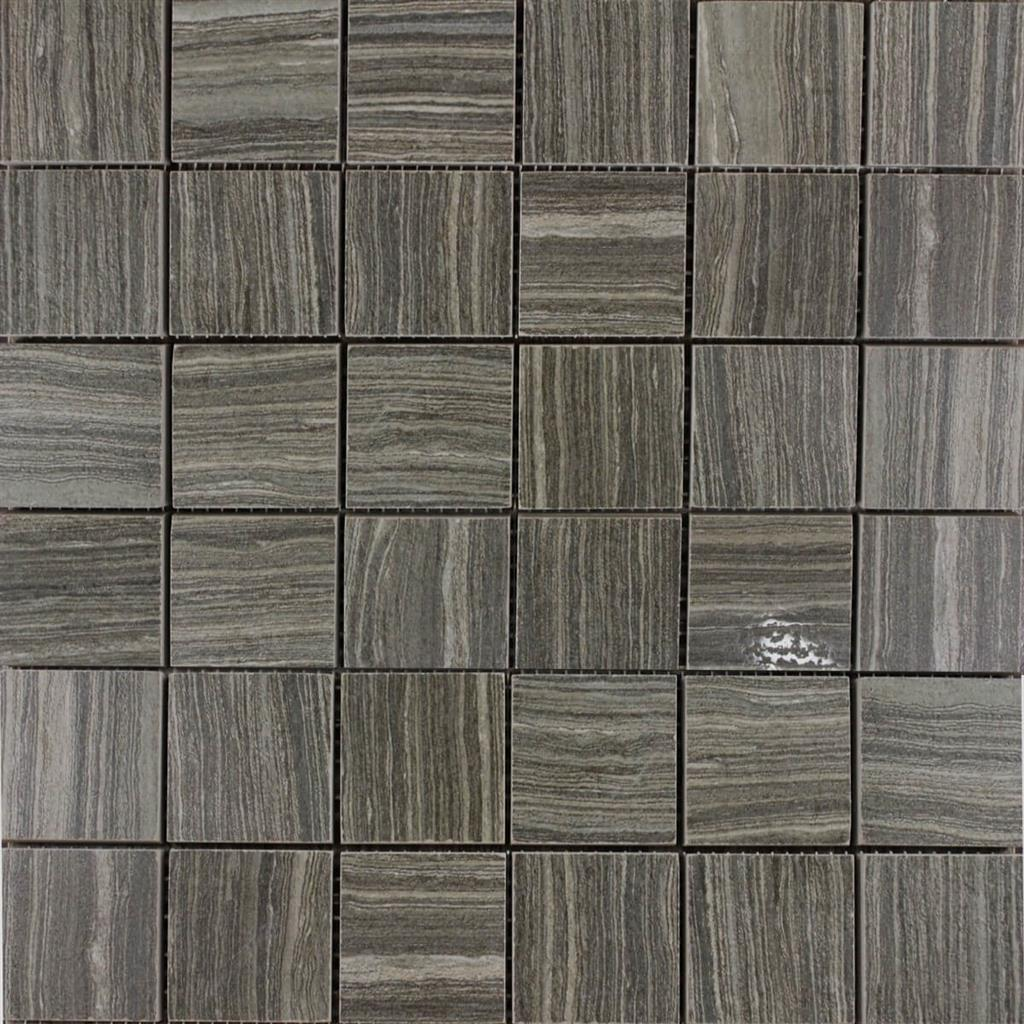 30x30 Rockwood Grey Mosaic