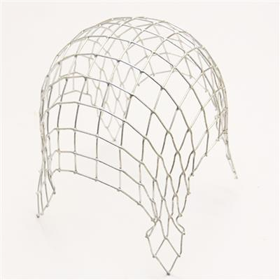 WIRE BALLOON GUARD GALVANISED 8.0IN
