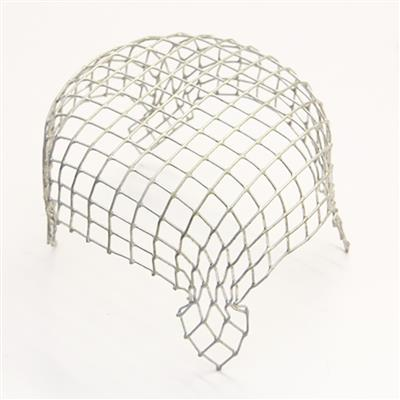 WIRE BALLOON GUARD GALVANISED 6.0IN