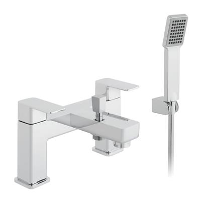 DARYA 2 HOLE DECK MOUNTED BATH SHOWER MIXER MDL-DAR-005
