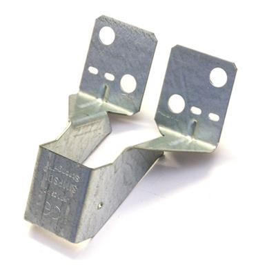 JOIST HANGER 125X50MM HEAVY DUTY GALVANISED SPHS12550 RT BAR
