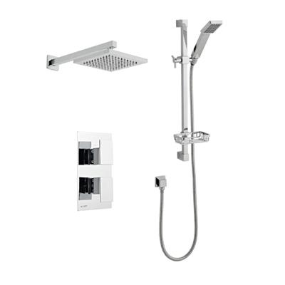 ELEMENTS CONCEALED THERMOSTATIC  SHOWER VALVE OPTION 3  SH0010EL-SH0070CU,SHOO91OE,SH0073CU