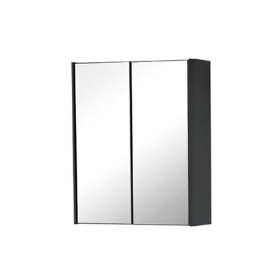 CAYO MIRROR CABINET 500MM  ANTHRACITE FUR448CA