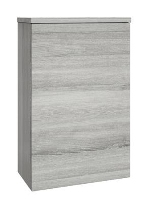 PURITY WC UNIT GREY ASH FUR085PU