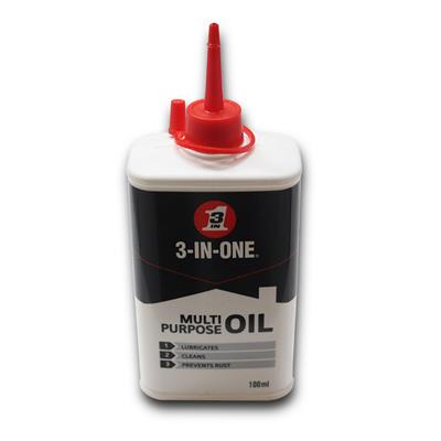 3-IN-ONE OIL STANDARD FLEXIBLE SPOUT HOW31ST