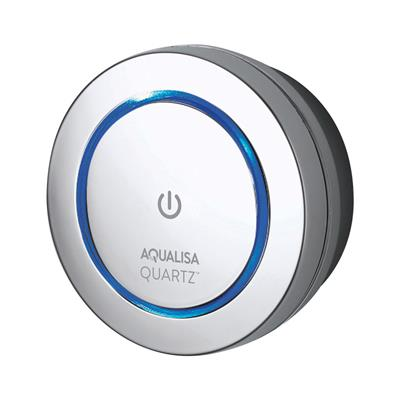 AQUALISA SHOWER QUARTZ CLASSIC SMART REMOTE CONTROL SINGLE OUTLET QZD.B3.DS.20