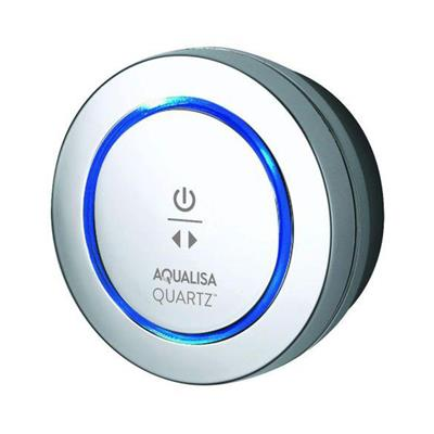 AQUALISA SHOWER QUARTZ CLASSIC SMART REMOTE CONTROL DUAL OUTLET  QZD.B3.DVDS.20