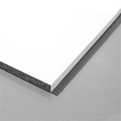 CONTIPLAS WHITE 1830X455X15MM (APPROX 6FTX18IN)