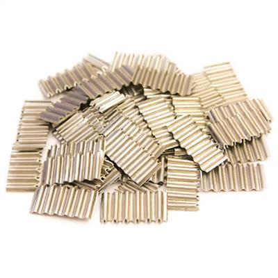 FASTENER CORRUGATED 6G 0.625IN SOLD PER PACK OF 50 (5/8th)