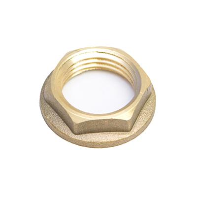 BACKNUT BRASS 0.50IN M25040000