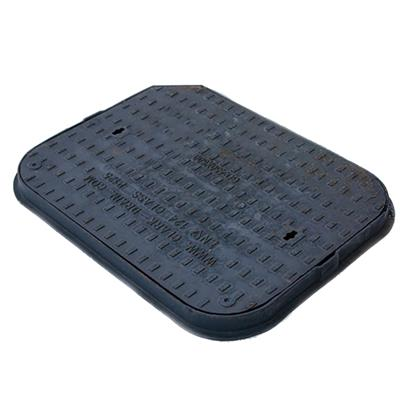 MANHOLE COVER AND FRAME CAST-IRON 600X450MM MC1 **PEDESTRIAN** CLKS62