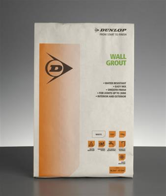 WALL TILE GROUT 3.5KG WHITE