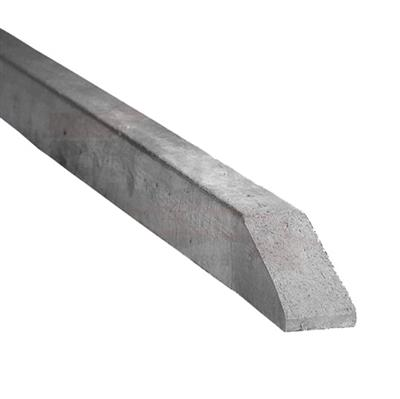 CONCRETE POST STRUT FOR CHAINLINK 2440X100X85MM  TO SUIT 1.8M CHAINLINK