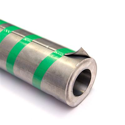 LEAD FLASHING CODE 3 210MM WIDE GREEN SOLD BY 6MTR ROLL 19kg CAST