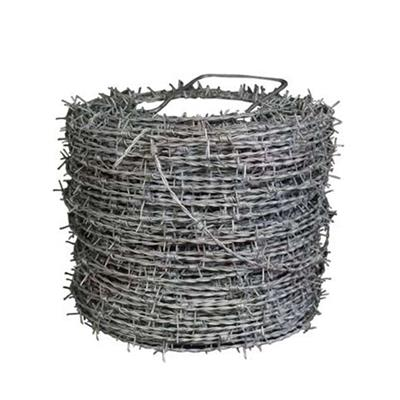 WIRE BARBED GALVANISED 200M X 1.6MM CONTRACTOR TYPE
