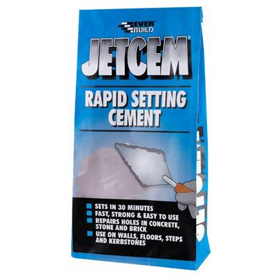 CEMENT RAPID SETTING 3KG JETCEM