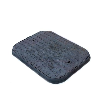 MANHOLE COVER FRAME DUCTILE IRON DOUBLE TRI MA60 150MM CLKS701AKMD