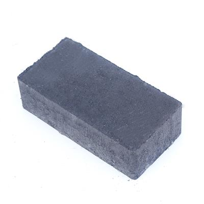 BLOCK PAVING CHARCOAL EATON 60MM (576-PER-PACK 96 PER R60 BAND) 1.55 TON *