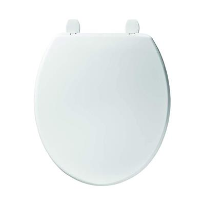 ARMITAGE ORION DOUBLE-FLAP TOILET SEAT WHITE 688901B (S404501)