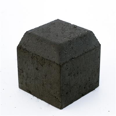 BLOCK PAVING ANGLE KS EXTERNAL CHARCOAL RKSXAC