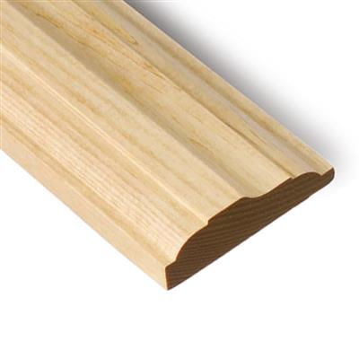 DADO RAIL BEST 25X75MM FINISHED TO 20MM X 69MM PLANED SOFTWOOD