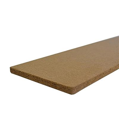 EXPANSION FIBREBOARD FOR USE IN EXPANSION JOINTS IN CONCRETE 2400X100X12MM
