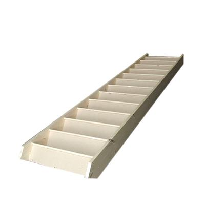 JELDWEN STAIR WM RISE:2600MM GO:2676MM WIDTH:855MM CLOSED TREAD