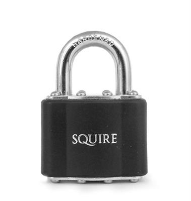 HENRY SQUIRE 38MM LAMINATED STEEL PADLOCK NO35
