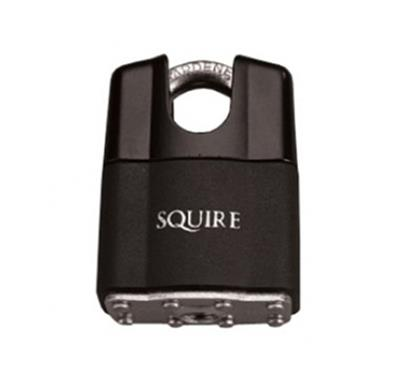 HENRY SQUIRE 51MM LAMINATED SINGLE LOCKING CLOSED SHACKLE 39CS