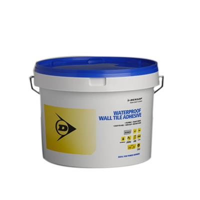 WATERPROOF WALL TILE ADHESIVE 5KG  RX-2000 32323 *NOT FOR GENERAL SALE SANDWELL COUNCIL ONLY*