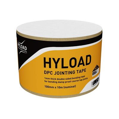 HYLOAD DPC JOINTING TAPE REF 100MM X 10M 295100