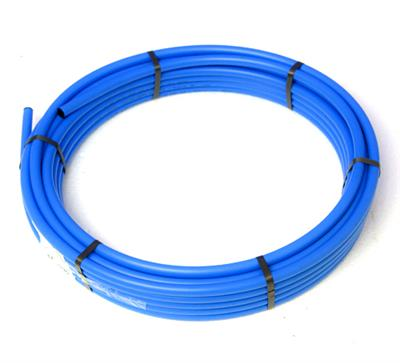 MDPE PIPE BLUE 25MMX50MTR
