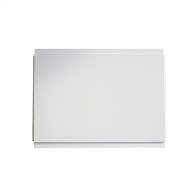 ARMITAGE UNIVERSAL END PANEL WHITE SO90601 ref 50314013