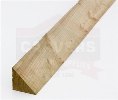 ANGLE FILLET SAWN 75X75MM