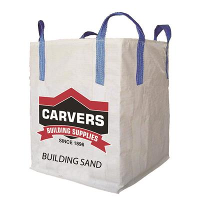 HALF BULK BAG BUILDING SAND RED