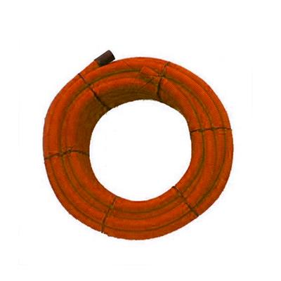 ORANGE PIPE RIDGICOIL FOR STREET LIGHTING FLEXIBLE 63MM X 50M CHECK IF SUITABLE