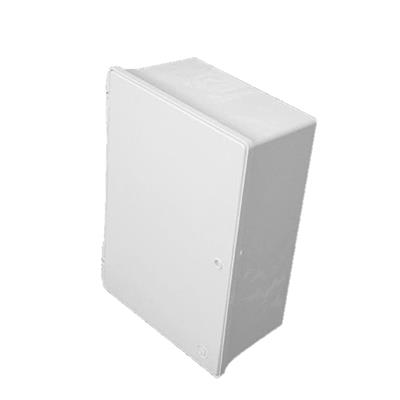 METER BOX ELECTRIC SURFACE MOUNTED WHITE EB0012