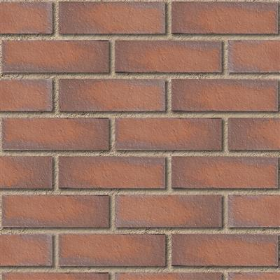 BRICK FORTERRA 65MM COUNTY MULTI SMOOTH FL BEST 504 PER PACK