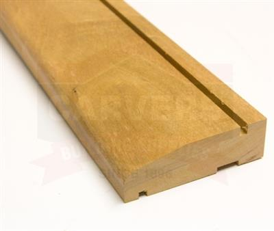 HARDWOOD CILL SECTION (DOOR FRAME SILL PER METRE) (MACHINED BY CARVERS)