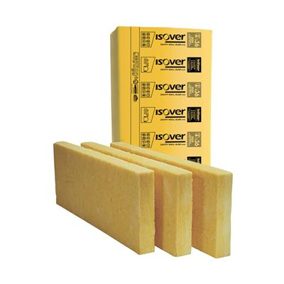 CAVITY WALL INSULATION ISOVER 1200X455X100mm CWS36 6.55M2 PER PK (20 PER PALLET)