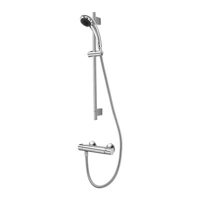 AQUALISA SHOWER MIXER AQ75BAR1 THERMOSTATIC INCLUDING KIT