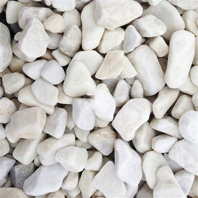 CHIPPINGS POLAR WHITE 8-11MM 20KG BAG LONGRAKE