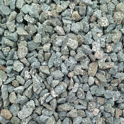 GRAVEL 14MM GREEN GRANITE IN 20KG BAG LONGRAKE