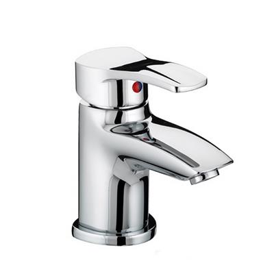BRISTAN CAPRI BASIN MIXER C/W POP-UP WASTE CHROME PLATED REF CAP BAS C