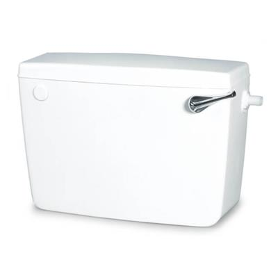 MACDEE CONCORD HIGH & LOW LEVEL CISTERN C/W NYLON CORD & PULL WHITE CCD02WH CONTRACT NUMBER W180485