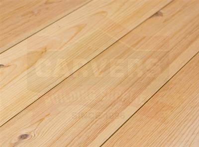 CHARACTER SOLID PITCH PINE FLOORBOARD KD T&G 19mm X 178mm 500-4900 RANDOM H-3600-4900