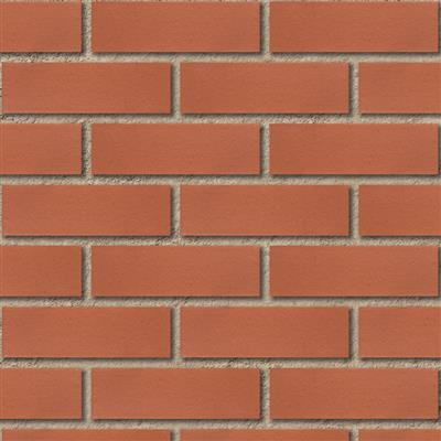 BRICK WIENERBERGER 65MM SOLID RED SMOOTH 400 PER PACK F2 100 PER BAND